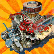 Click to Buy engine parts for old antique classic vintage car parts online